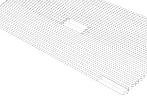 disabled viewing zones technical drawing
