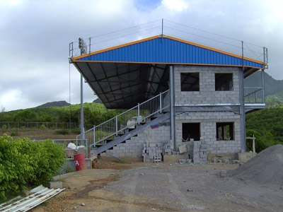Small grandstand Image